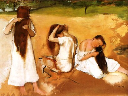 Degas.Mujeres