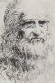 Autorretrato.Leonardo