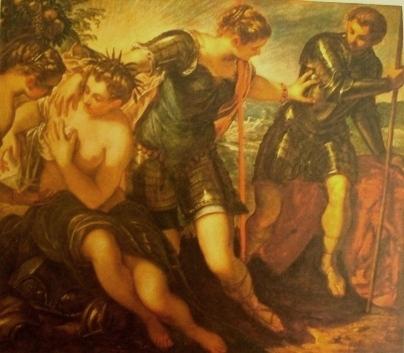 Minerva aparta a Marte