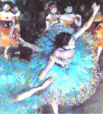 Bailarina.Degás