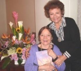 Martine y Sonia Luz