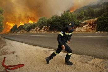 Atenas. Foto AFP-ABC digital