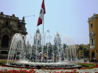 Lima.Plaza.Mayor