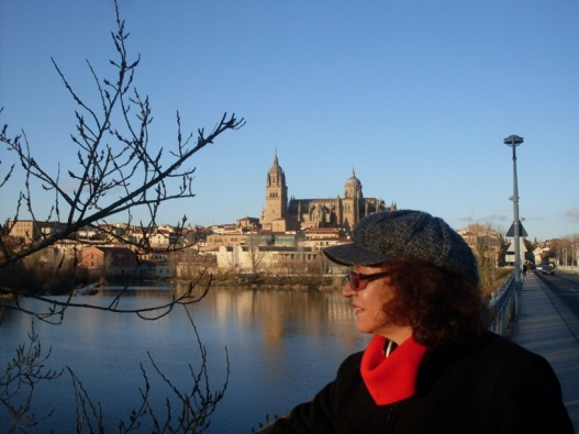 Sonia Luz Carrilo. Salamanca, febrero, 2012