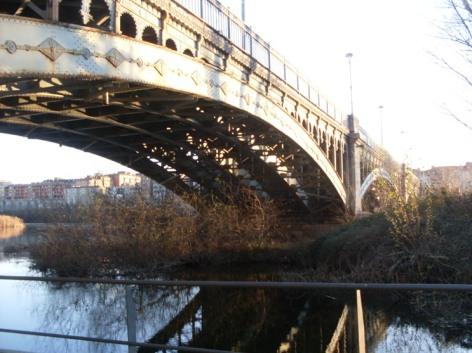 Puente sobre el Tormes