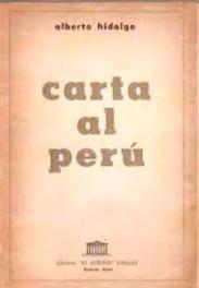 POEMAS DE ALBERTO HIDALGO...  si al recuerdo sólo lo cura la presencia (2/3)
