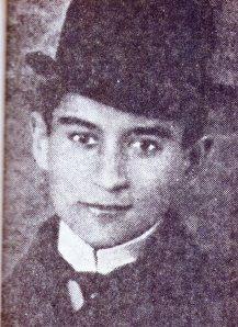 Joven Frank Kafka