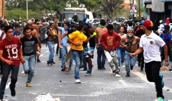 Venezuela. Foto The Guardian