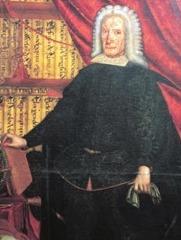 Pedro Peralta y  Barnuevo   murió  en Lima  30 de abril de 1743