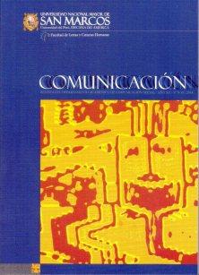 COMUNICACIÓN. Revista del Departamento de Comunicación Social UNMSM