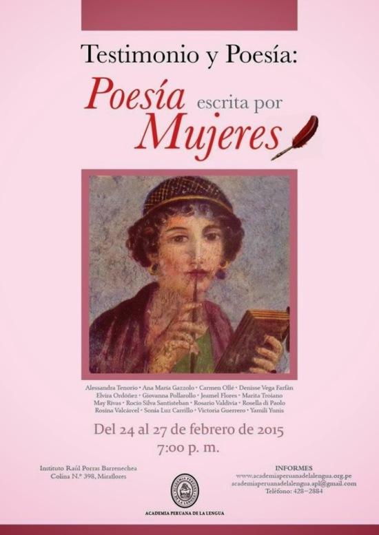 Recital  Mujeres