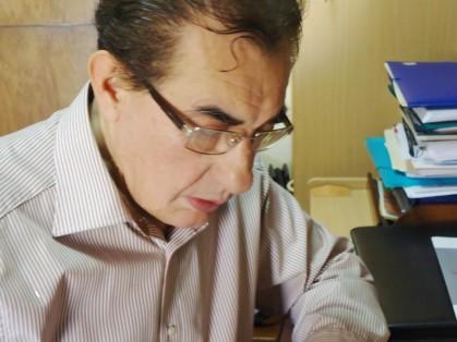 El autor, Ricardo Falla Barreda