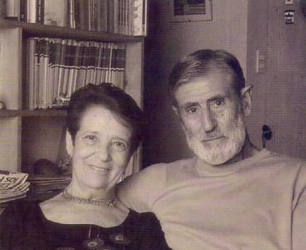 Ana Gispert-Sauch y Eduardo Borrell