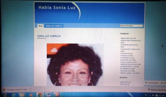 Habla Sonia Luz