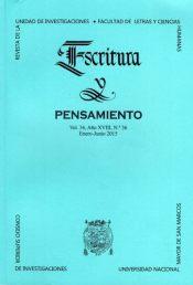 ESCRITURA Y PENSAMIENTO