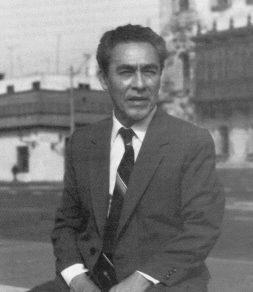 Eleodoro Vargas Vicuña, narrador y poeta peruano (1924 - 1997)
